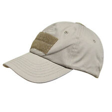 New Coyote Tan TACTICAL OPERATORS Baseball Cap ( Military Adjustable Hat