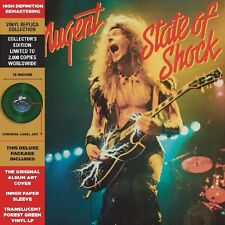 TED NUGENT - STATE OF SHOCK-LIMITED -   VINYL LP NEU