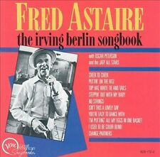 The Irving Berlin Songbook by Fred Astaire (CD, Jul-1987, Verve)