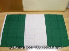 Fahnen Flagge Nigeria Sonderposten - 90 x 150 cm
