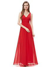 Ever Pretty Long Chiffon Bridesmaid Formal Party Cocktail Evening Dress 08110