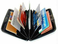 Security Credit Card Wallet Box Holder-Protects Your Identity-Durable Item -2Pcs