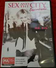 DVD. Sex and the City Essentials Mr Big. Region 4