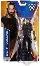 WWE MATTEL BASIC SERIES WRESTLING FIGURE SETH ROLLINS SUPERSTAR #58 - New In Box