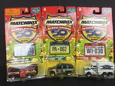 Matchbox Across America 50th Birthday Series LOT OF 3 WI, PA & OR