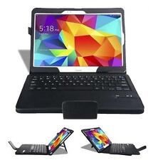 """Removable Bluetooth Keyboard Leather Case for Samsung Galaxy Tab S 10.5"""" T800"""