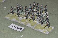 25mm napoleonic prussian jagers 22 infantry (10140)