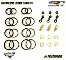 Yamaha FJR 1300 A 3P6 2008 08 Nissin front brake caliper seal repair kit