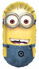 Despicable Me 2 Minion Giant 26 inch Mylar Balloon