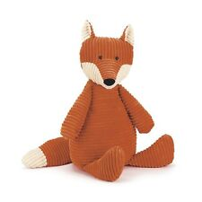 jellycat cordy roy fox baby teddy soother comforter bunny 26 cm