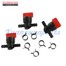"3X1/4"" Inline Gas Fuel Cut Shut Off Valve for Briggs & Stratton 494768 698183"