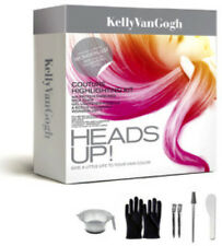 Kelly Van Gogh COUTURE HIGHLIGHTING KIT 11pc HEADS UP All Colors of Hair 209@