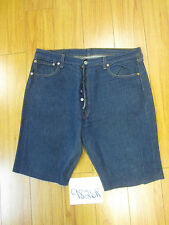 "Levi used 501 high waisted cut off shorts USATag 38"" Meas 37"" Inseam 11.5"" 9826R"
