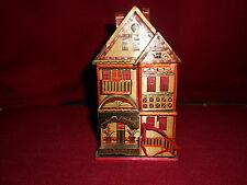 VINTAGE~ SAN FRANCISCO MUSIC CO ~ HOUSE w DRAWER!   A+ COND!   L@@K!   BIN!