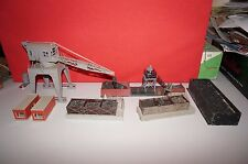 RF15 Kibri / Airfix H0 Scale Coaling Station and Coal bearing with a Crane