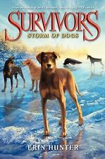 Survivors: Storm of Dogs 6 by Erin Hunter (2015, Hardcover)