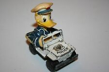 MATCHBOX DISNEY SERIES N.5&6 DONALD DUCK POLICE JEEP 1979