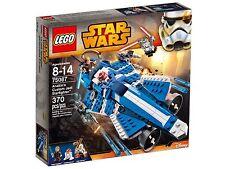 75087 ANAKIN'S CUSTOM JEDI STARFIGHTER star wars lego legos set NEW