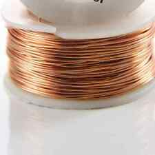 Artistic Wire 24 Gauge Lead/Nickel Safe-Natural Copper 20Yard