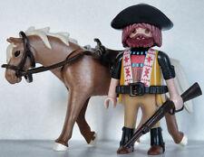 Playmobil western - cowboy -scout - éclaireur - trappeur #48 - custom
