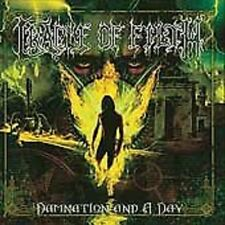 Cradle Of Filth Damnation And A Day CD NEW SEALED 2003 Metal