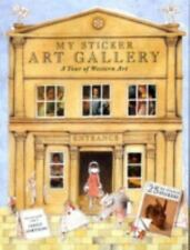 My Sticker Art Gallery: A Tour of Western Art by Carole Armstrong (2004,...