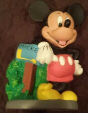 DISNEY STORE MICKEY MOUSE COIN BANK