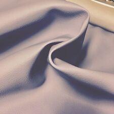 Luxueux lavande en cuir synthétique/vinyle tissu 0.90 mètres