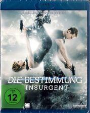 DIE BESTIMMUNG, Insurgent (Shailene Woodley, Kate Winslet) Blu-ray Disc NEU+OVP