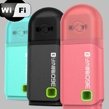 "► ""WIFI ADAPTER"" 3color! HQ Wireless Network, Router box    (RJ45 Pc/Tablet)"
