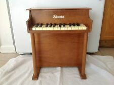Vintage Schoenhut Childs Toy Piano Upright Working Rare 25 Keys AWESOME!