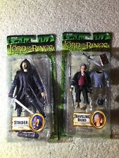 Lord Of The Rings Strider And Traveling Bilbo
