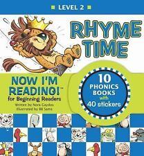 NIR! Leveled Readers: Now I'm Reading! Level 2: Rhyme Time by Nora Gaydos...