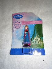 NEW DISNEY FROZEN ANNA FIGURE KEYCHAIN