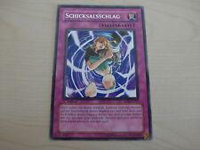 1x Schicksalsschlag SOI-DE053 1. Aufl.  Rare nm Deutsch Yu-Gi-Oh