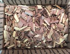 Mesquite Wood  Chips for Smoking BBQ Grilling Cooking Smoker Priority Shipping