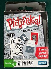Pictureka Card Game - Ages 6 & Up - Sealed Cards!