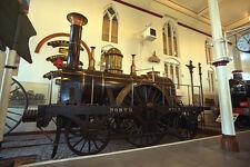 578051 Great Weston Railway Museum Swindon Isle Of Man A4 Photo Print
