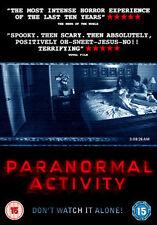 PARANORMAL ACTIVITY - DVD - REGION 2 UK