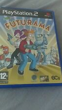Futurama (Sony PlayStation 2, 2003) - European Version
