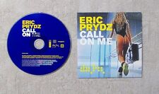 "CD AUDIO MUSIQUE / ERIC PRYDZ ""CALL ON ME"" 2T CD SINGLE 2004 CARDBOARD SLEEVE"