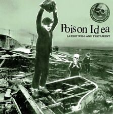 POISON IDEA Latest will and testament CD (2006 Farewell Records)