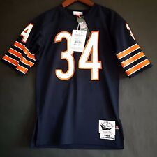 100% Authentic Walter Payton Mitchell & Ness Bears NFL Jersey Size 52 2Xl