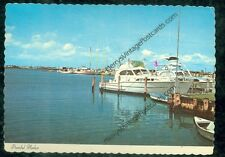 New Jersey Shore, Peaceful Harbor near Wildwood (SH#1)#751