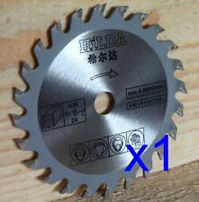 85mm x 10mm Bore Woodcut Blade for Wolf Precision Plunge Mini Exact Circular Saw