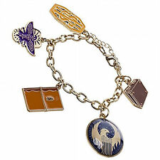 Fantastic Beasts Symbols Charm Bracelet NEW Jewelry Gifts Harry Potter World