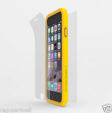 Rhinoshield Crash Guard Bumper Combo w/Front Screen Protector iPhone6 - Yellow