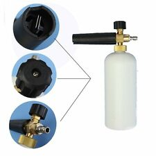 "Adjustable Snow Foam Wash Lance Bottle Car 1/4"" F Inlet fit for Karcher K Series"