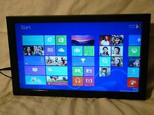 "BK SEMS 19"" TouchScreen Monitor, Windows XP 7 HDMI DVI VGA"