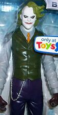BATMAN The Dark Knight JOKER Action Figure Toys R Us Heath Ledger  Movie Version